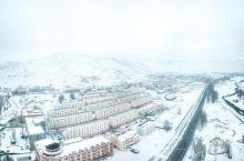 冬天要看最冬天的风景,新疆之北纯洁唯美