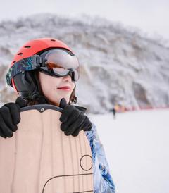 [安吉游记图片] 滑雪+温泉,这才是浙江的冬天该有的正确打开方式!