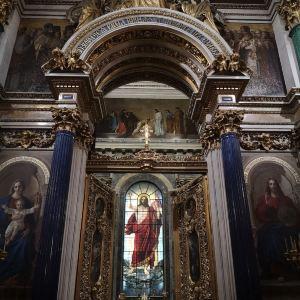 圣以撒大教堂旅游景点攻略图