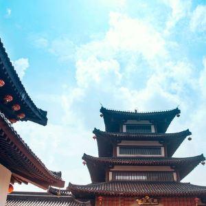 南昌融创乐园旅游景点攻略图