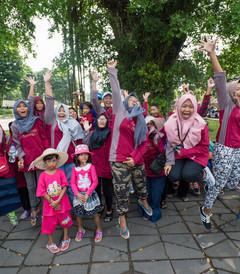 [印度尼西亚游记图片] 爪哇寻古飙车狂,大叔少女团的印尼文化之旅~