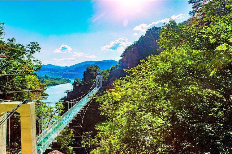 Huguxia Scenic Area
