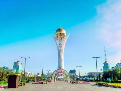 The Baiterek Tower