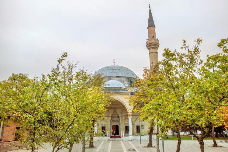Yeni Mosque (Cenab Ahmet)
