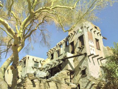 Cabot's Old Indian Pueblo Museum