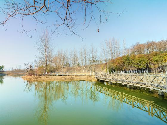 Guhuaihe Culture Ecology Scenic Area