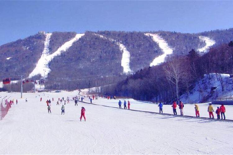 Lianqing Mountain Ski Area