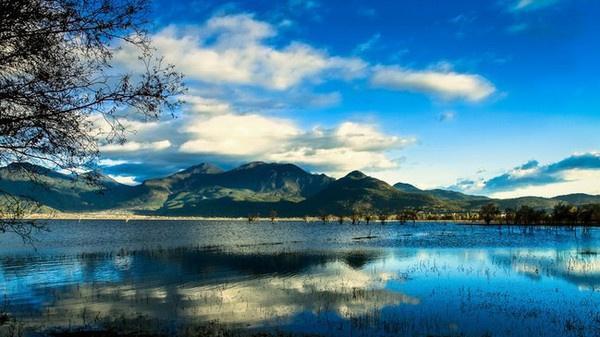 丽江,束河,玉龙雪山,泸沽湖,美景让你的心情跟不上