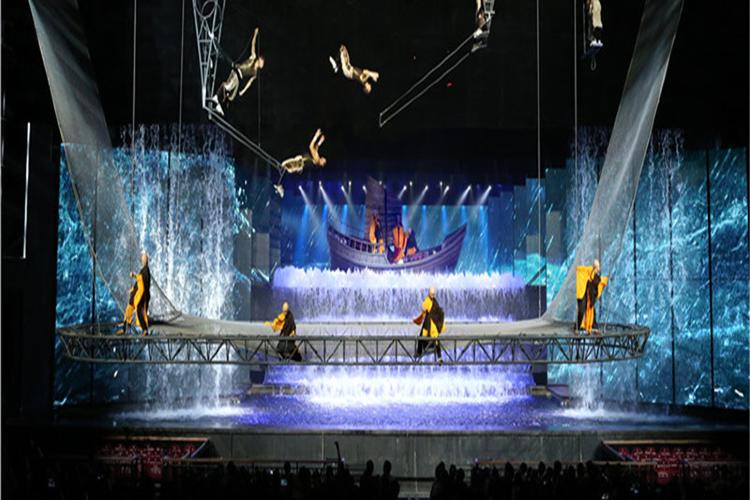 Sanya Qianguqing Performance4