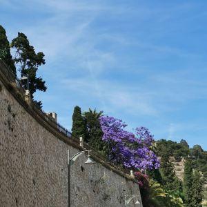 希布拉尔法罗城堡旅游景点攻略图