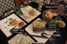 刘寻欢打卡西贡网红餐厅