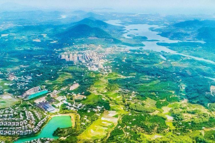呀諾達雨林文化旅遊區3