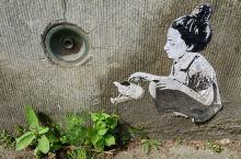 🇧🇪布鲁塞尔街头艺术 - 视觉传奇