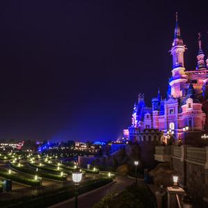 迪士尼度假区游记图文-上海迪士尼:一场梦幻的童话之旅。
