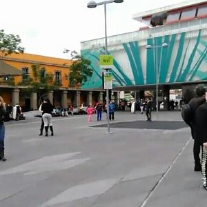 Garibaldi广场旅游景点攻略图