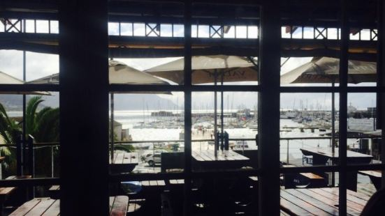 Harbour View restaurant Simonstown