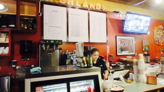 Highlands Cafe & Grill