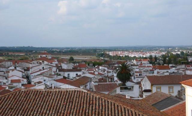 西葡十一日(4) 葡萄牙古城 - 埃武拉