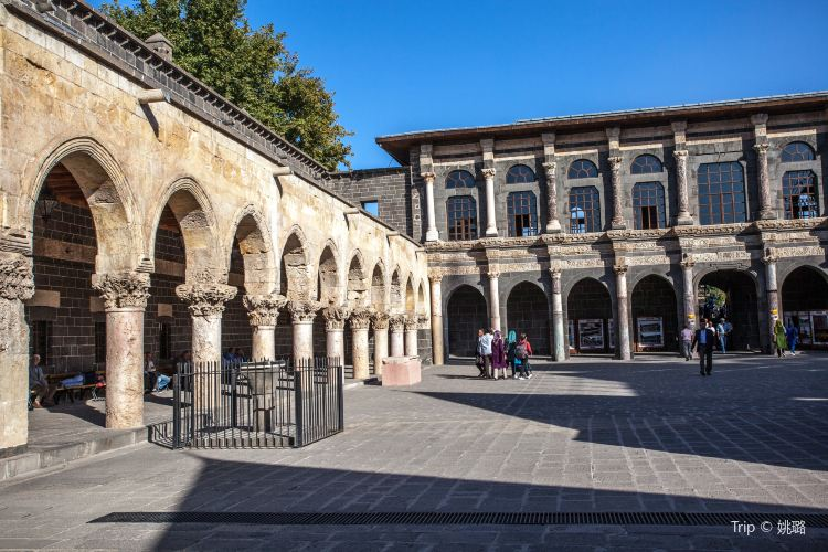 The Great Mosque of Diyarbakir3
