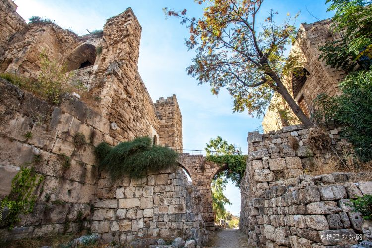 The Crusader Castle3