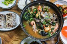 济州岛不吃之烤带鱼与海鲜锅#冬日幸福感美食#