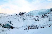 冰川徒步,心灵之旅