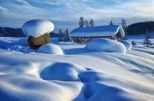 人间净土-冬季新疆喀纳斯 | 童话般的冰雪世界,冬日里水墨世界(干货攻略篇)