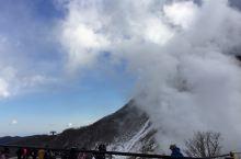 箱根大涌谷,芦之湖,眺望富士山