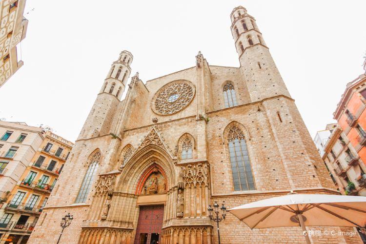 Basílica de Santa María del Mar4