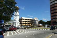 槟城旧关仔维多利亚女王纪念碑