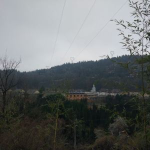 筇竹寺旅游景点攻略图