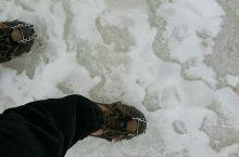 湟源踏冰寻雪