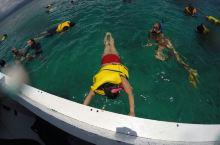 吉利三岛浮潜