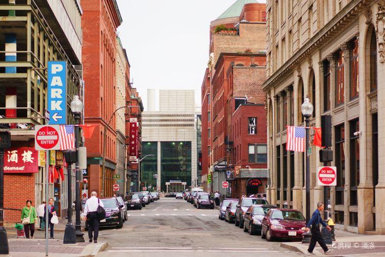 波士頓唐人街2