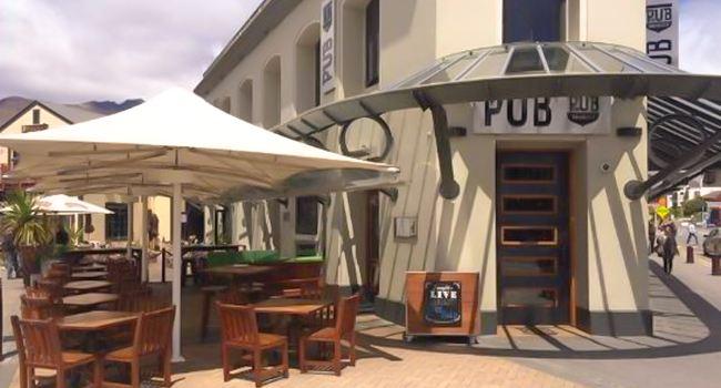 Pub on Wharf