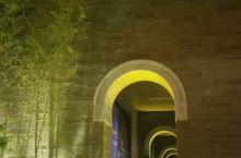渭南韩城文庙夜景之一