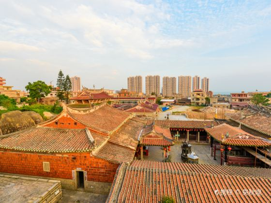 Yongning Ancient Town