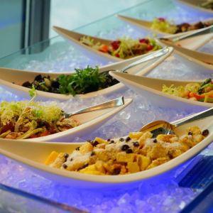 广州塔璇玑地中海自助旋转餐厅旅游景点攻略图