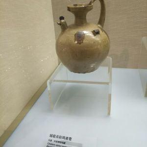 许昌博物馆旅游景点攻略图