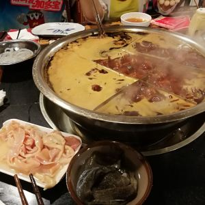邓莽子老火锅旅游景点攻略图