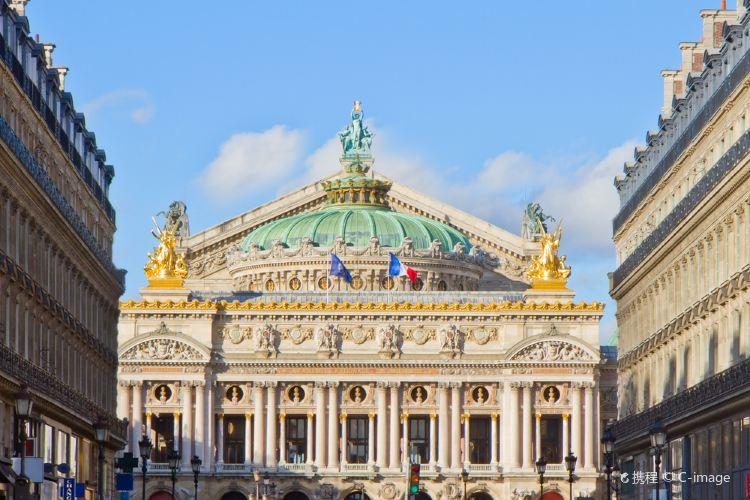 巴黎歌劇院廣場2