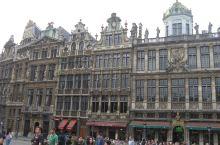 布鲁塞尔市政厅广场