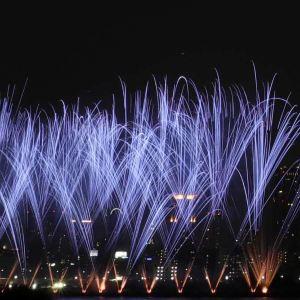 淀川烟花大会旅游景点攻略图