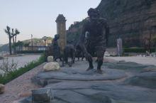 佳县黄河船夫公园