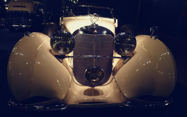 法国小镇博物馆豪车云集:世界最昂贵汽车也在这里