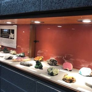 Earth Sciences Museum旅游景点攻略图