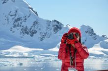 相信吗,南极也有热情