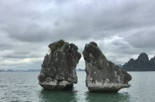 海上桂林--下龙湾(越南)