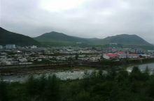 中朝边境上游