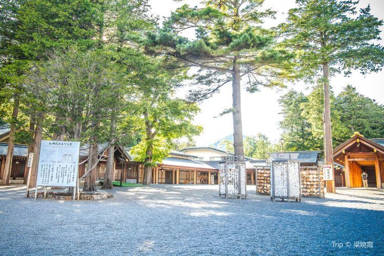 Hokkaido Shrine4